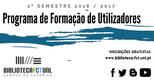 Programa de Formação de Utilizadores