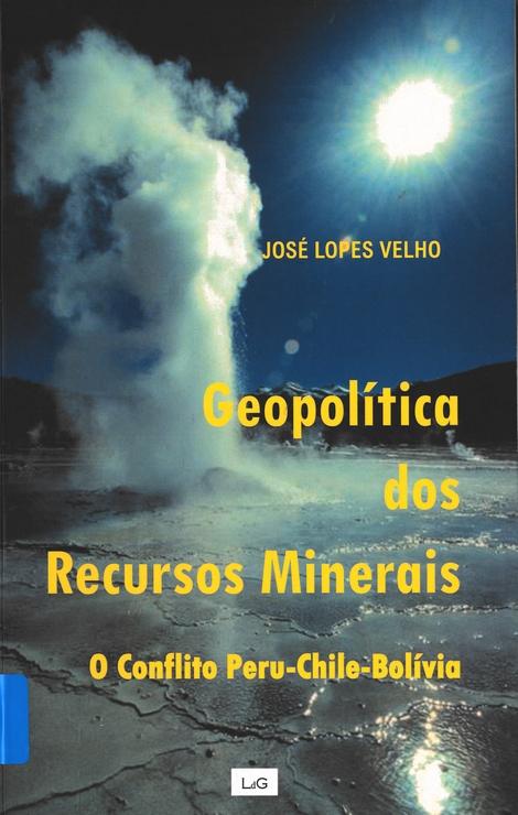 Geopolítica dos Recursos Minerais