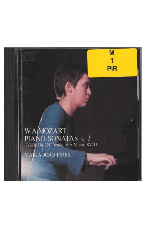 W. A. Mozart | Piano Sonatas