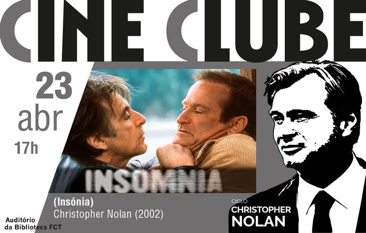 Cine Clube | Insonia