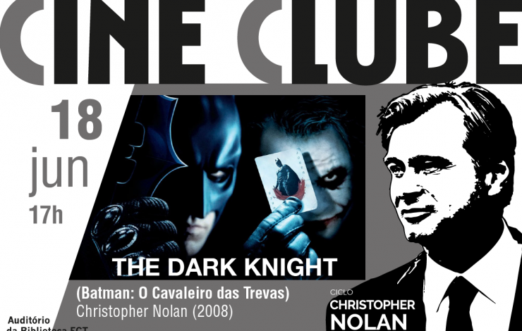 Cineclube | The Dark Knight