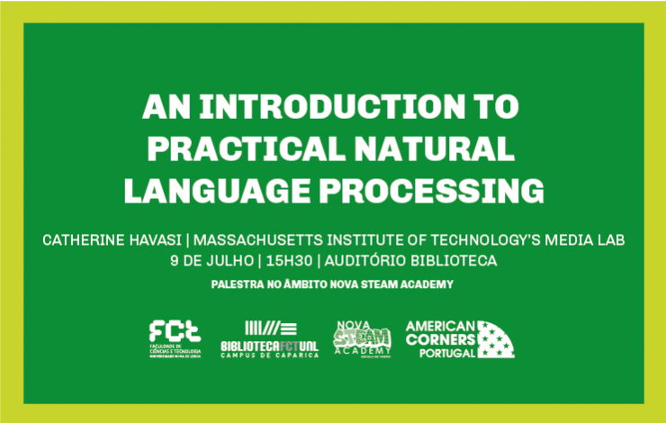 Palestra   An Introduction to Pratical Natural Language Processing