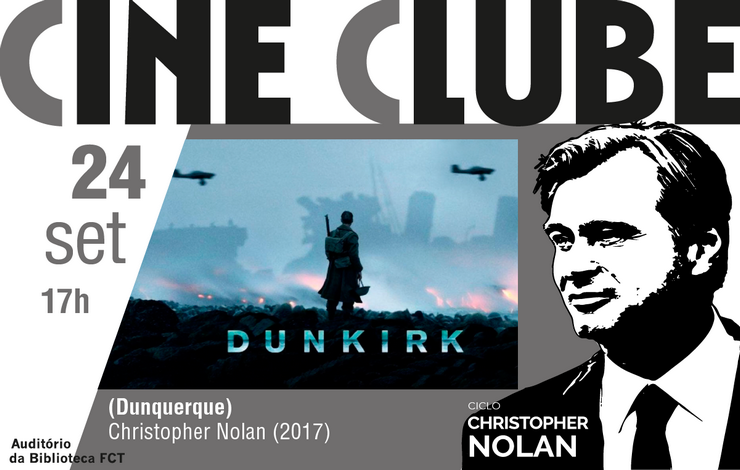 Cineclube | Dunquerque