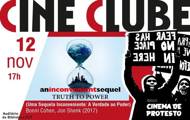 Cineclube | Uma Sequela Inconveniente: A Verdade ao Poder