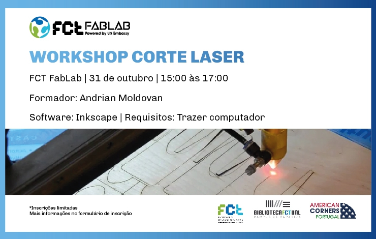 Workshop | Corte Lazer