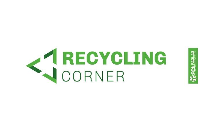 O Fablab da FCT NOVA tem um Recycling Corner