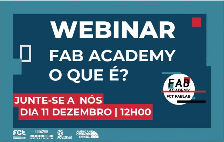 Webinar | Fab Academy