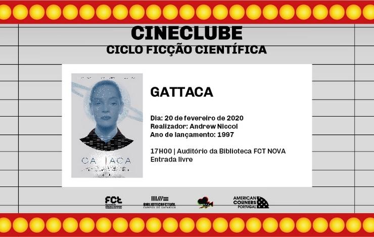 Cineclube | Gattaca