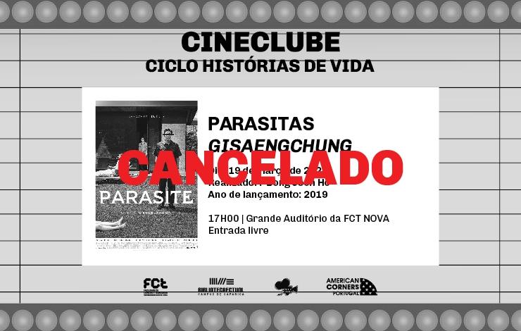Cineclube | Parasitas