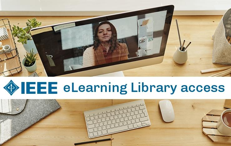 acesso aos cursos  virtuais da IEEE