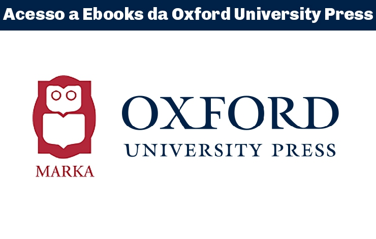 Acesso a Ebooks da Oxford University Press