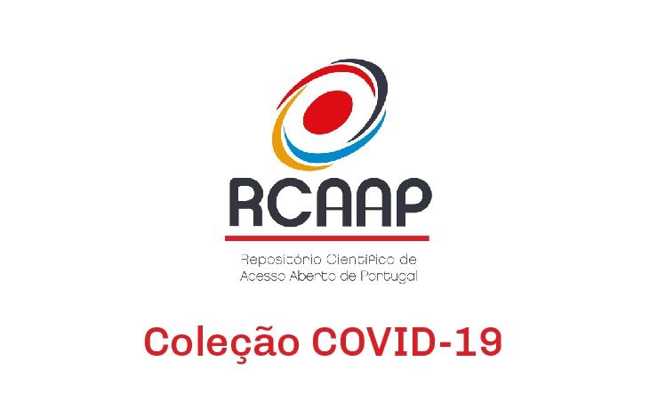 Coleção sobre COVID-19 no RCAAP