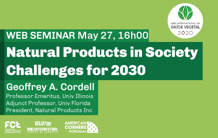 Natural Products in Society Challenges for 2030