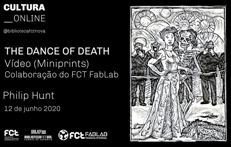 Exposição Dance of Death | Vídeo