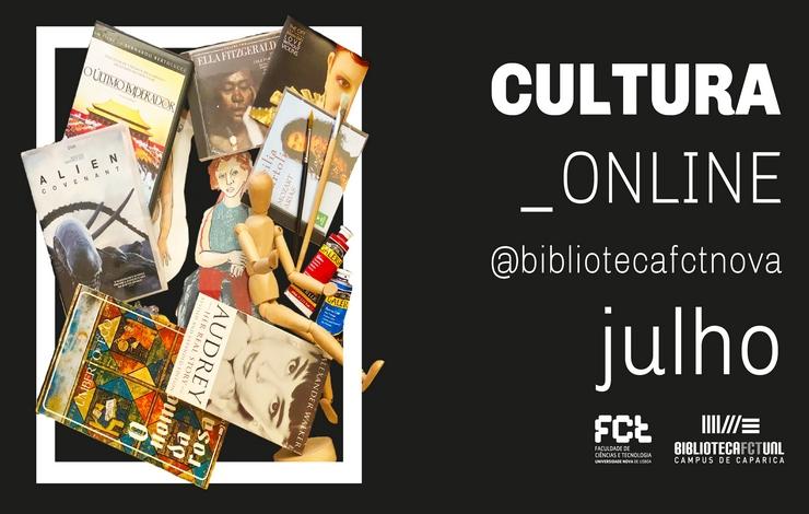 cultura_online | Julho