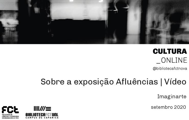 Exposição | Afluências de luz