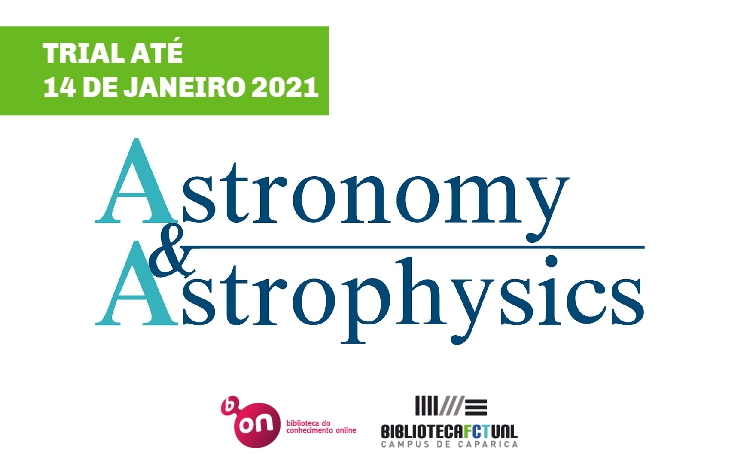 Trial Astronomy & Astrophysics