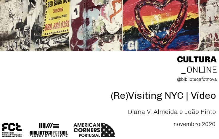(Re)Visiting NYC| Vídeo