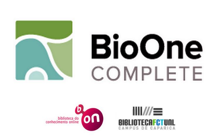 Trial à coleção BioOne Complete