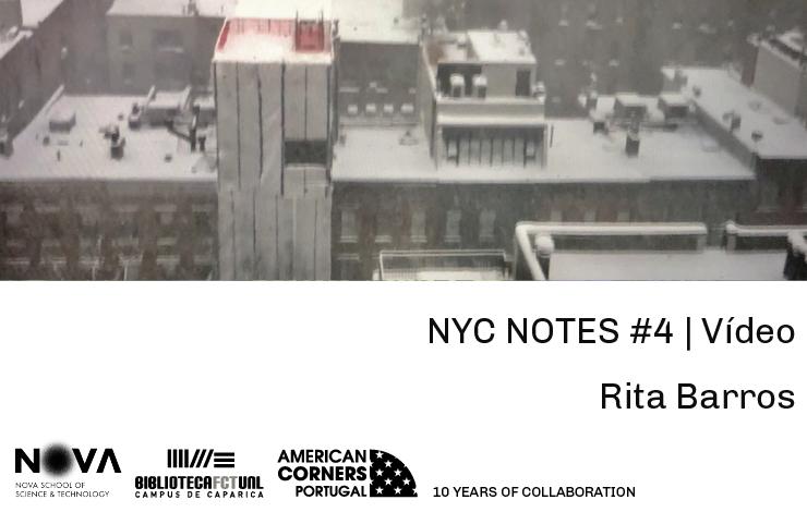 NYC NOTES #4| Vídeo