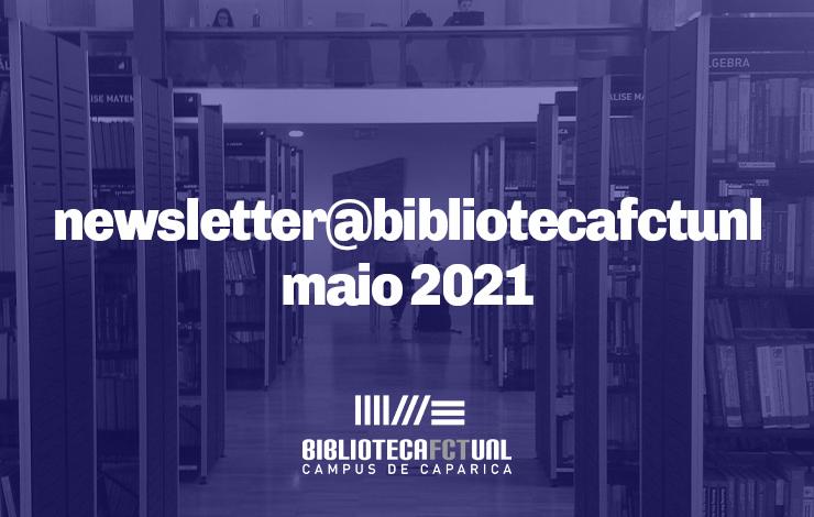 Newsletter maio 2021