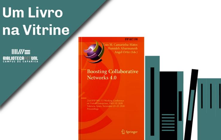 Um Livro na Vitrine | Boosting Collaborative Networks 4.0