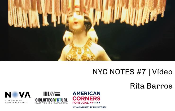 NYC NOTES #7| Vídeo