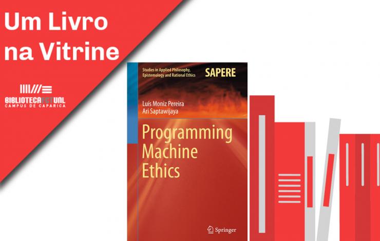 Um Livro na Vitrine   Programming Machine Ethics