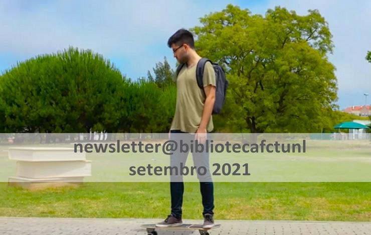 Newsletter Setembro
