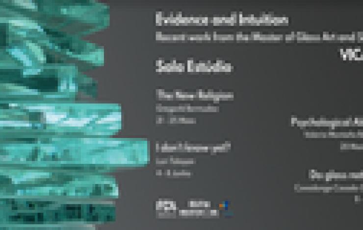 Exposição | Evidence and Intuition