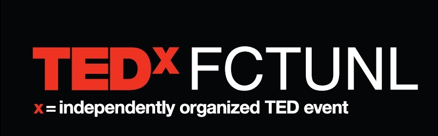 TEDx FCTUNL x=independently organized TED event